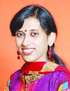 Nagaveena Manjunatha
